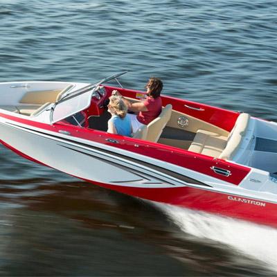 minocqua_ski_boat